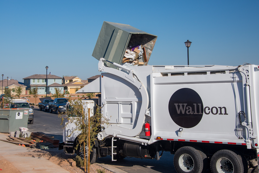 Wallcon Construction Disposal Services